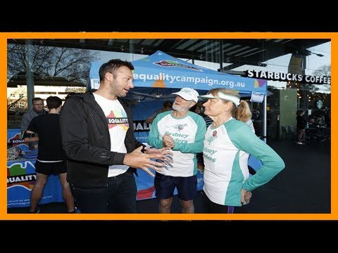 Ian thorpe joins campaign for same- marriage