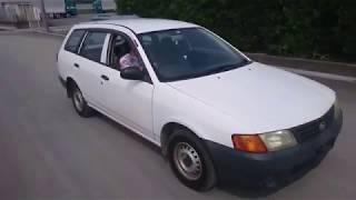 Видео-тест автомобиля Nissan AD Wagon (Vfy11-276064, Qg15de, 2004г)