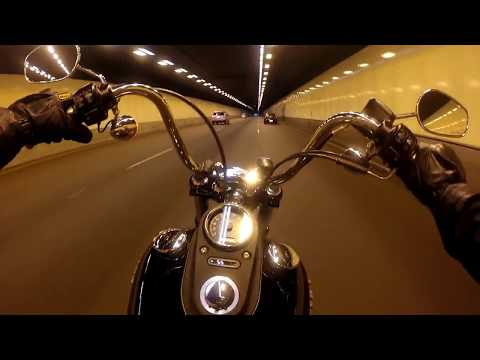 What Harley Davidson sound like when you are riding it legally