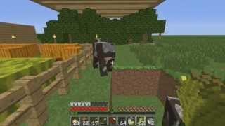 Repeat youtube video Fes Plays Superflat Survival Ep.6: Cow Farm