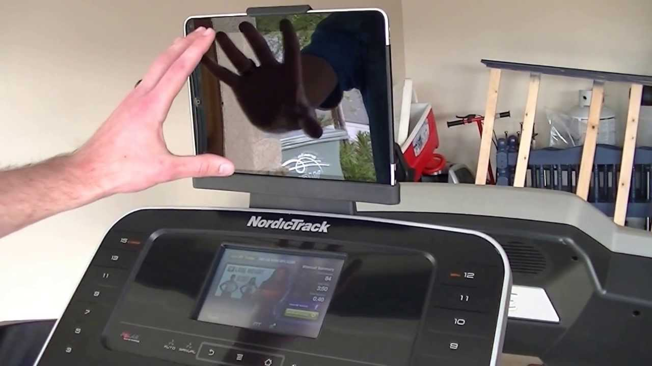 NordicTrack Commercial 1750 Treadmill Review 2013 model