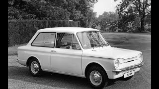 Hillman Imp Article - Top Gear - Tony Mason