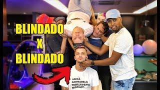 CORTE BLINDADO X CORTE BLINDADO (INDESTRUTÍVEL)