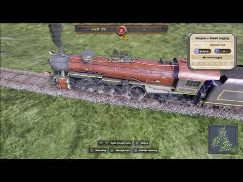 Railway Empire railway problems? |