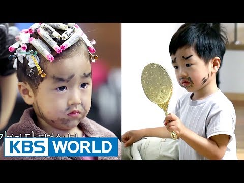 Seungjae looks like an old man! What happened to him? [The Return of Superman / 2017.09.10]