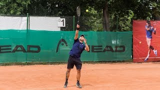 Tenisowy turniej deblowy w Ostrowi Mazowieckiej