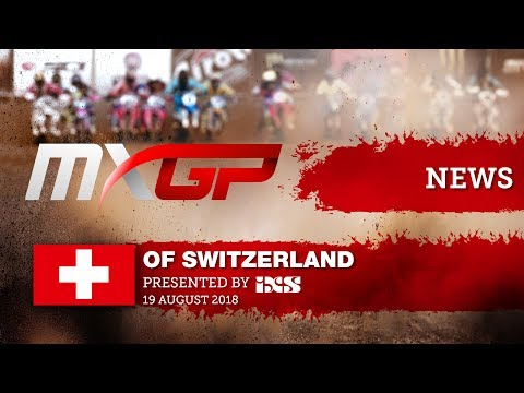 Qualifying Highlights - MXGP of Switzerland presented by iXS 2018