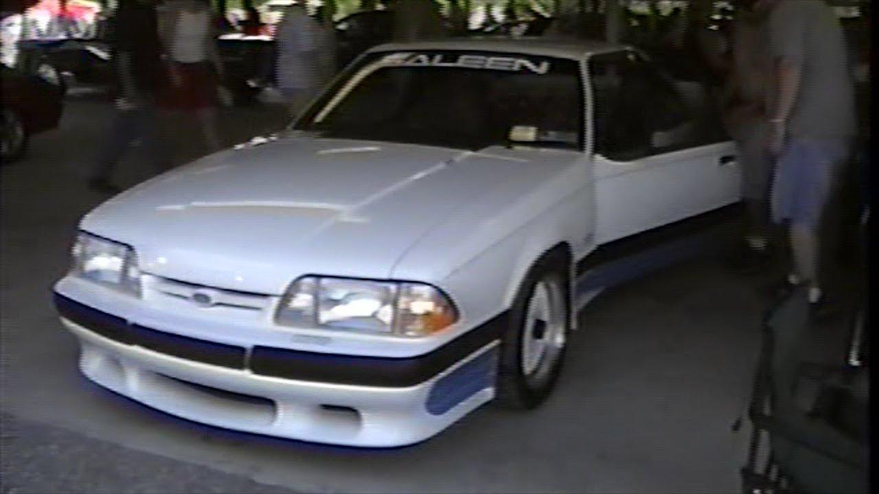 Rare Foxbody 5.0 Mustangs - First Terminator '03 SVT Cobra ...
