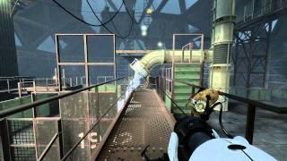 Portal 2 Komplettlösung - Kapitel 7: Das Wiedersehen [HD]