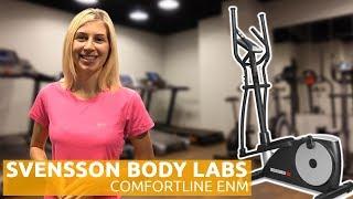 эллиптический тренажер Svensson Body Labs Comfortline ENM