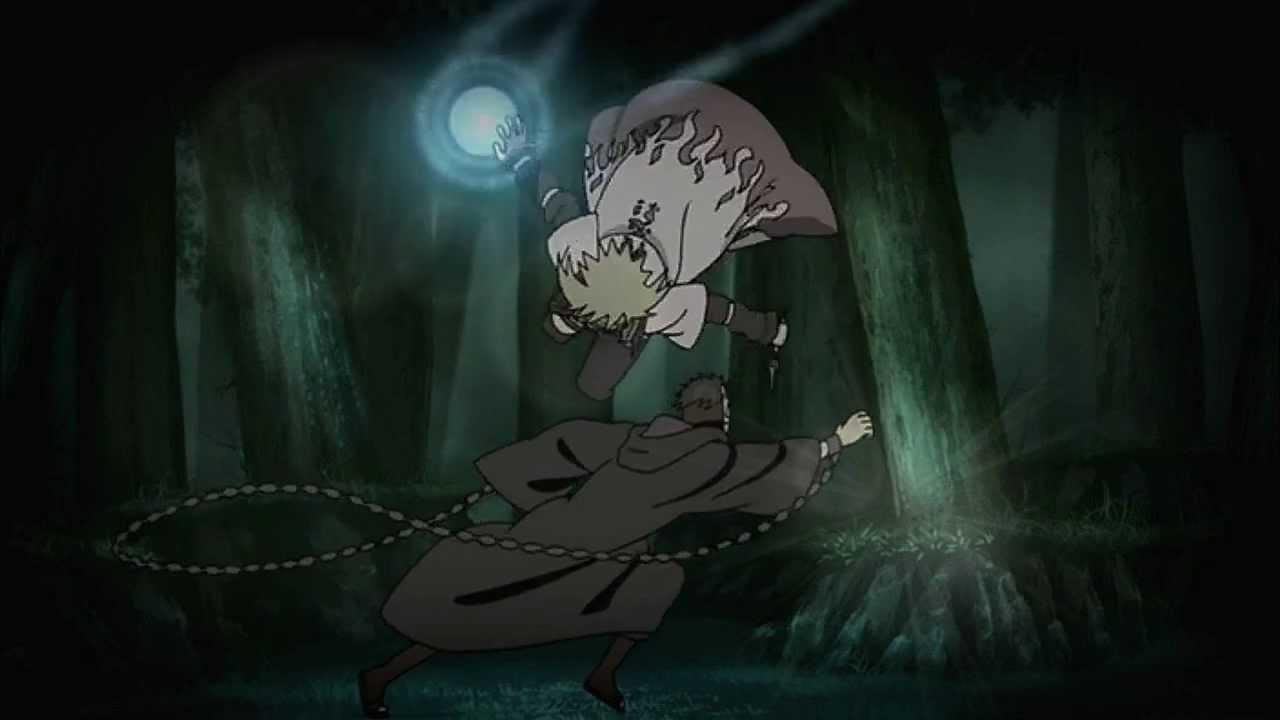 Anime Naruto Wallpaper Hd Amv Minato Vs Tobi E Kyuubi Youtube