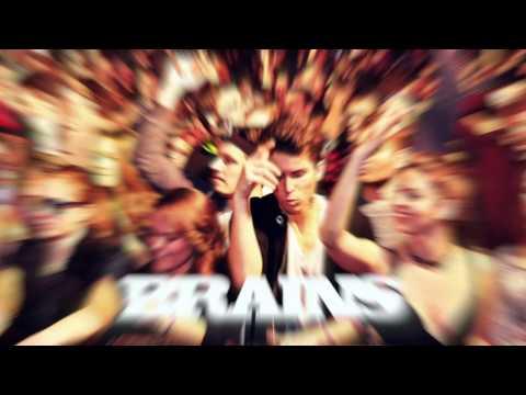 BRAINS - A DRUM 'N' BASS RUGÓJA (Official Lyrics Video)