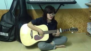 Dù Có Cách Xa - Thái Tuyết Trâm (Guitar Cover Acoustic/ Hướng Dẫn Đệm Hát By Hương Lan)