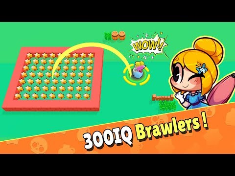 300 IQ Brawlers Brawl Stars 2019 Funny Moments & Glitches