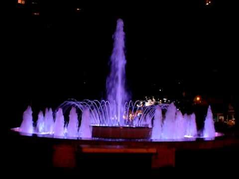 Fountain in Bucharest