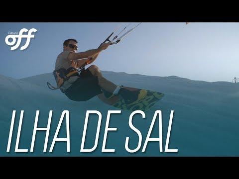 Ilha de Sal com Reno Romeu e JD Edde | Kite Extremo | Canal Off