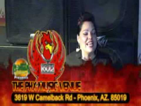 The PHX Music Venue Internet Commercial