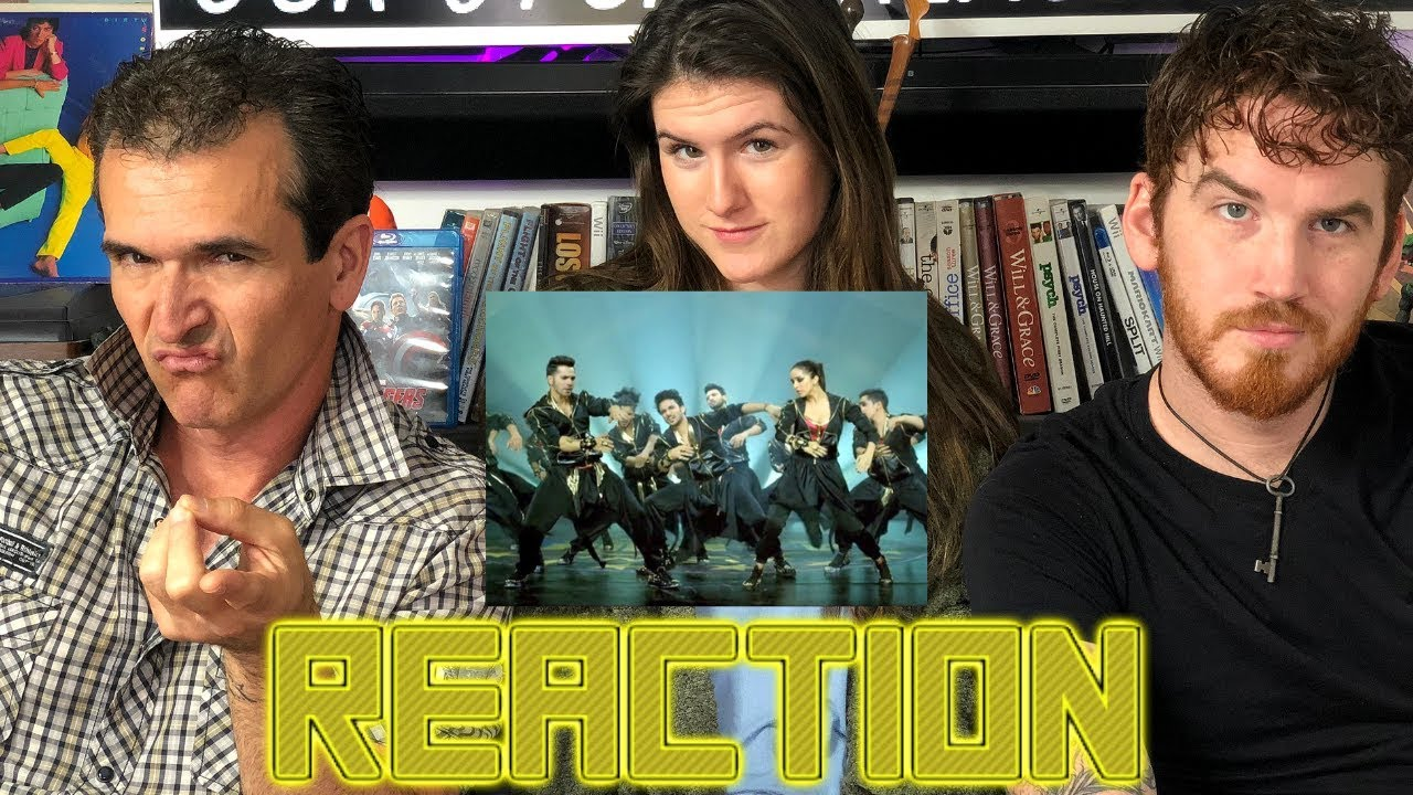 Download BEZUBAAN PHIR SE | Disney's ABCD 2 | Music Video REACTION!!!