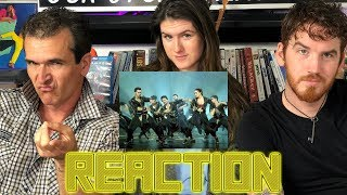 BEZUBAAN PHIR SE | Disney's ABCD 2 | Music Video REACTION!!!