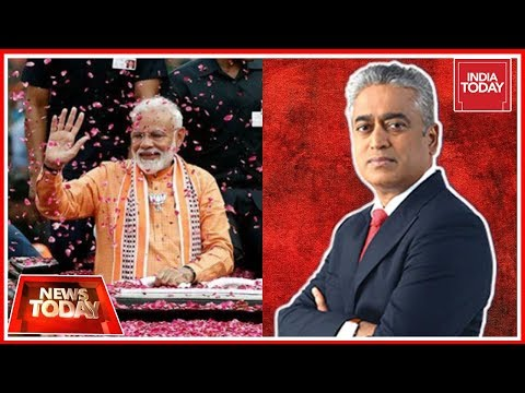 PM Modi Varanasi Roadshow : Show Of Strength Or Political Event Management? | News Today With Rajdep