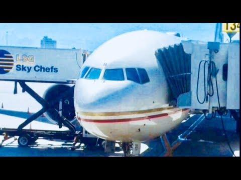 Etihad Airways-EY170-LAX-AUH-B777-200LR-TRIP REPORT