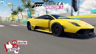 Forza Horizon 3 -Lamborghini Murcielago LP 670 4  GamePlay!