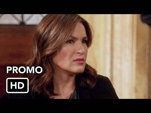 "Law and Order SVU 18×10 Promo ""Motherly Love"" (HD) – 400th Episode"