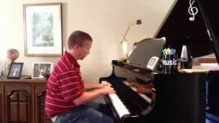 In a Sentimental Mood (Duke Ellington) - performed by Jeff Spickard (piano)