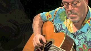 Fingerpicking Guitar in Dropped D Tuning