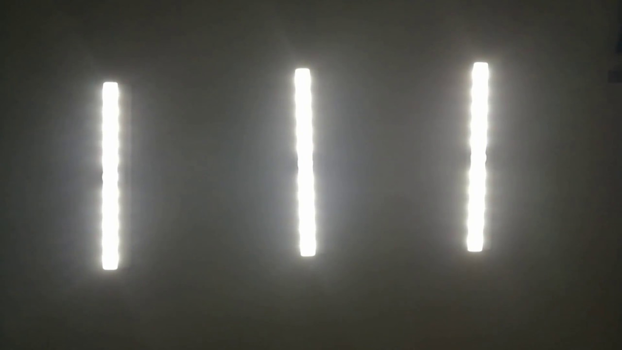AMIR Motion Sensing Closet Lights, 3 Pack 10 LED Wireless Light Bar With  Magnetic Strip