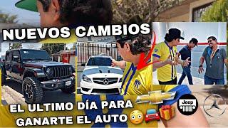ASI FUE EL ULTIMO DIA PARA GANARTE EL AUTO | NUEVOS CAMBIOS A MIS AUTOS | MARKITOS TOYS
