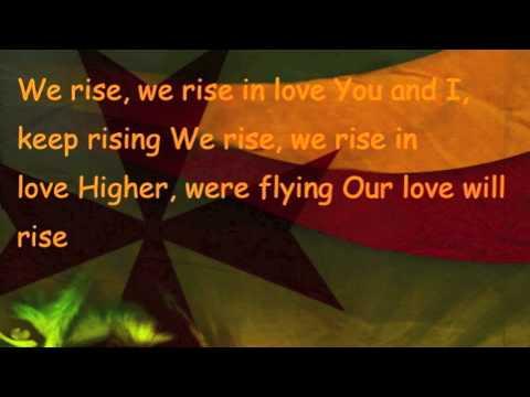 rise in love alaine laughton lyrics