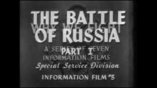 Why We Fight: Battle of Russia part 1