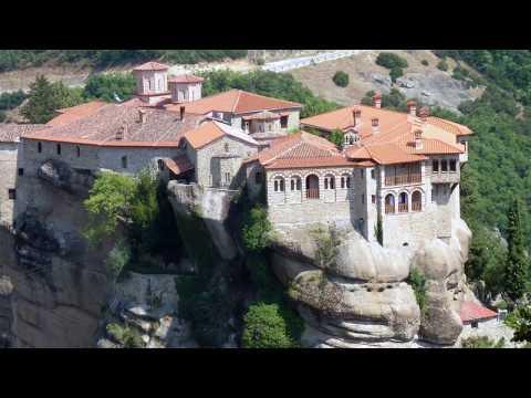 Meteora Greece 2016 by drone 4K