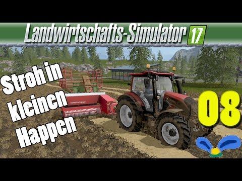 Landwirtschafts-Simulator 17 Goldcrest Valley E08 - Neue Kleinballenpresse | Farming Simulator 17