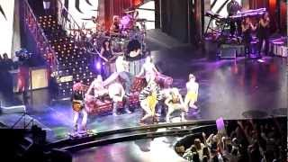 "P!nk's ""The Truth About Love"" Tour, Los Angeles, February 16, 2013 - ""Blow Me (One Last Kiss)"""