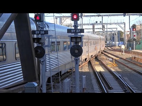 Indian Pacific * Great Southern Rail* Depart  Sydney to Perth I Central Railway Station Sydney