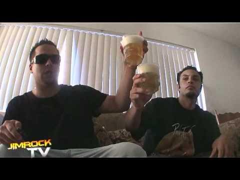 JiMRock Drinking & Toasting
