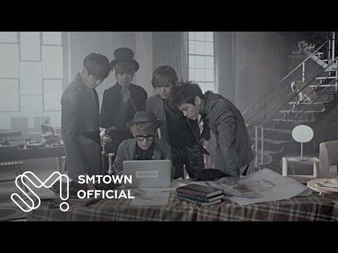SHINee 샤이니 'Sherlock•셜록 (Clue + Note)' MV