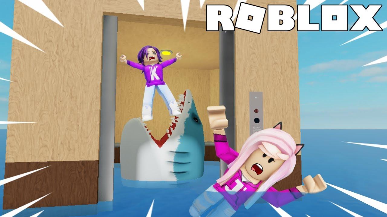 The Weirdest Elevator in Roblox!