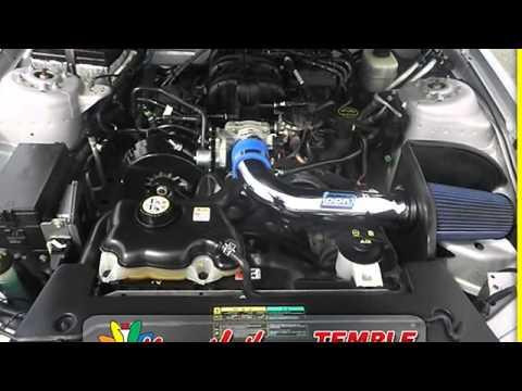 Mac Haik Dodge Temple Tx >> 2005 Ford Mustang - Mac Haik Dodge Chrysler Jeep - Temple ...