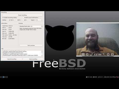 Das Experiences FreeBSD 11.1