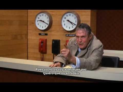 Network (Sidney Lumet). Performance de Peter Finch - Escena 1 Mp3