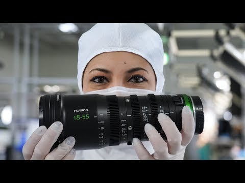 FUJIFILM Factory Visit - How Lenses & Cameras Made