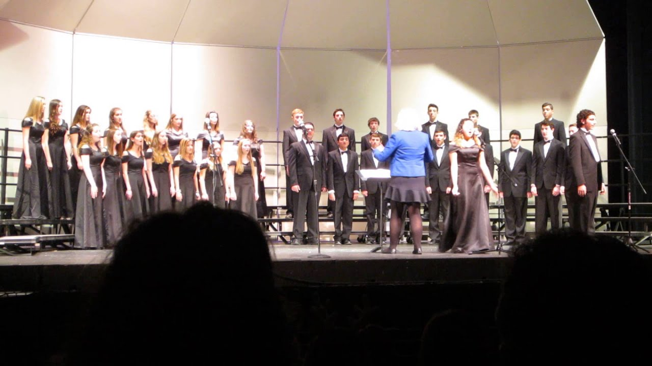 Christmas Concerts Near Me.Cherokee Hs Concert Choir That S Christmas To Me Lrhsd Choral Festival 2015