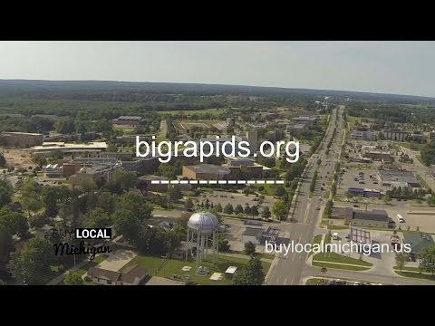 Big Rapids Michigan Business Tourist Review