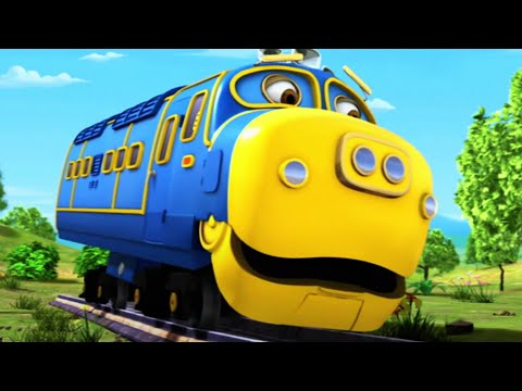 Chuggington  Carry On Chugging With 'Sinkhole Rescue'