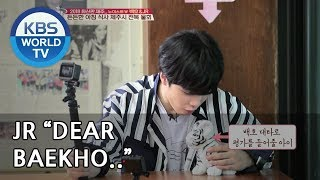 Hmm. What is JR doing?! [Battle Trip/2018.10.07]