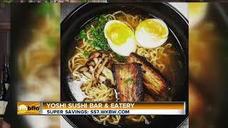 Yoshi Sushi Bar and Eatery