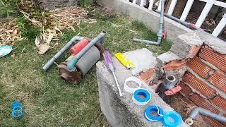 Máy bơm giếng khoan 1 đầu | máy bơm hút giếng khoan êm mạnh và ổn định nhất cho mọi gia đình
